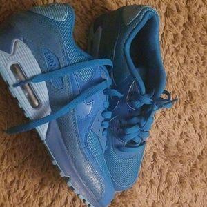 Limited Edition Nike Air Max Blue
